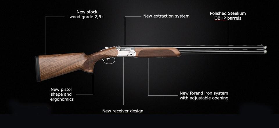 "Beretta 694 Sporting haulikko 30"" UUTUUS"