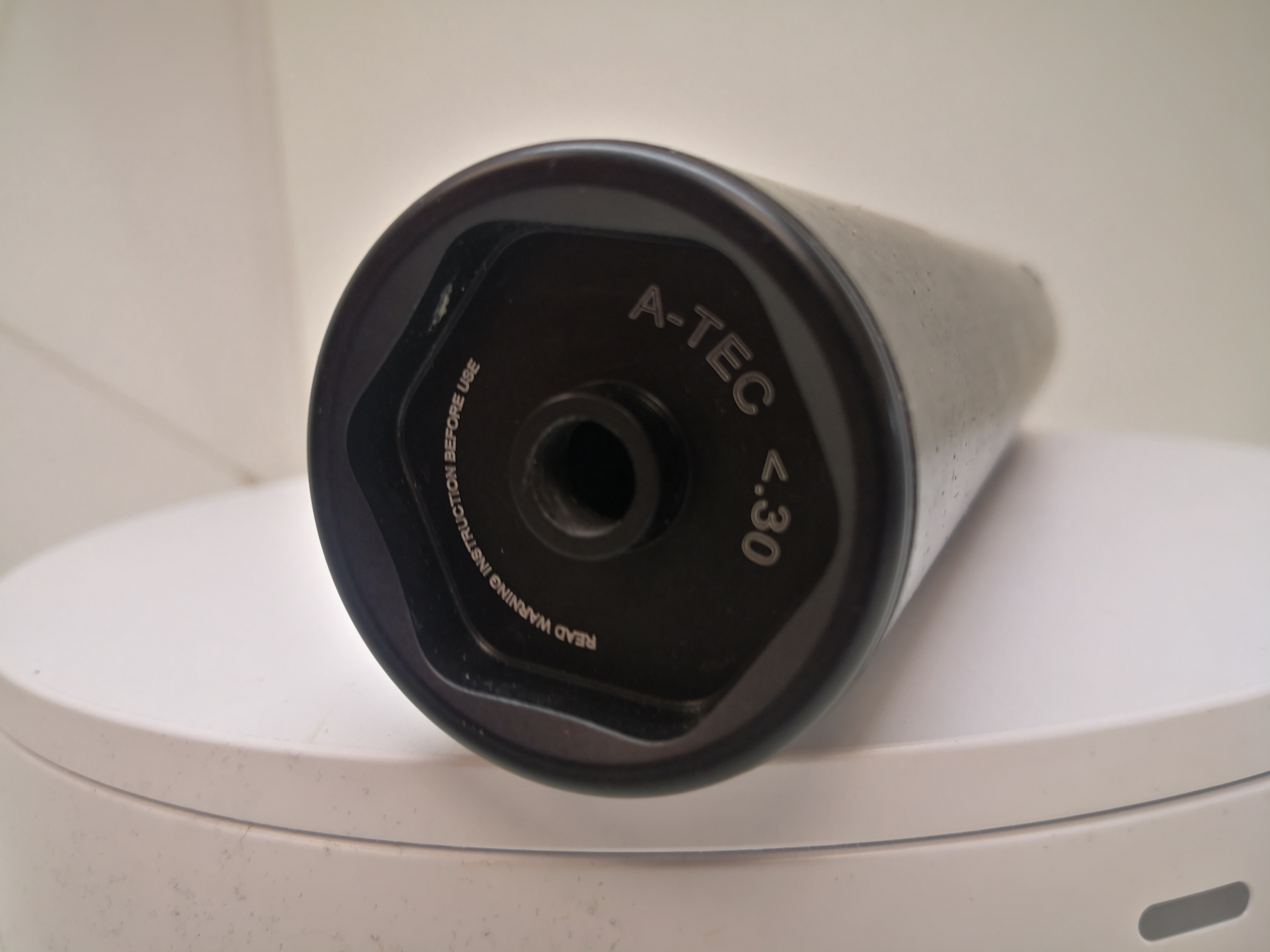 A-tec Carbon 02 .30 15x1 äänenvaimennin, käytetty