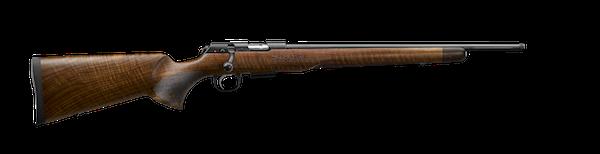 """CZ 457 Royal .17 HMR 20"""" pienoiskivääri + Osuma äänenvaimennin"""