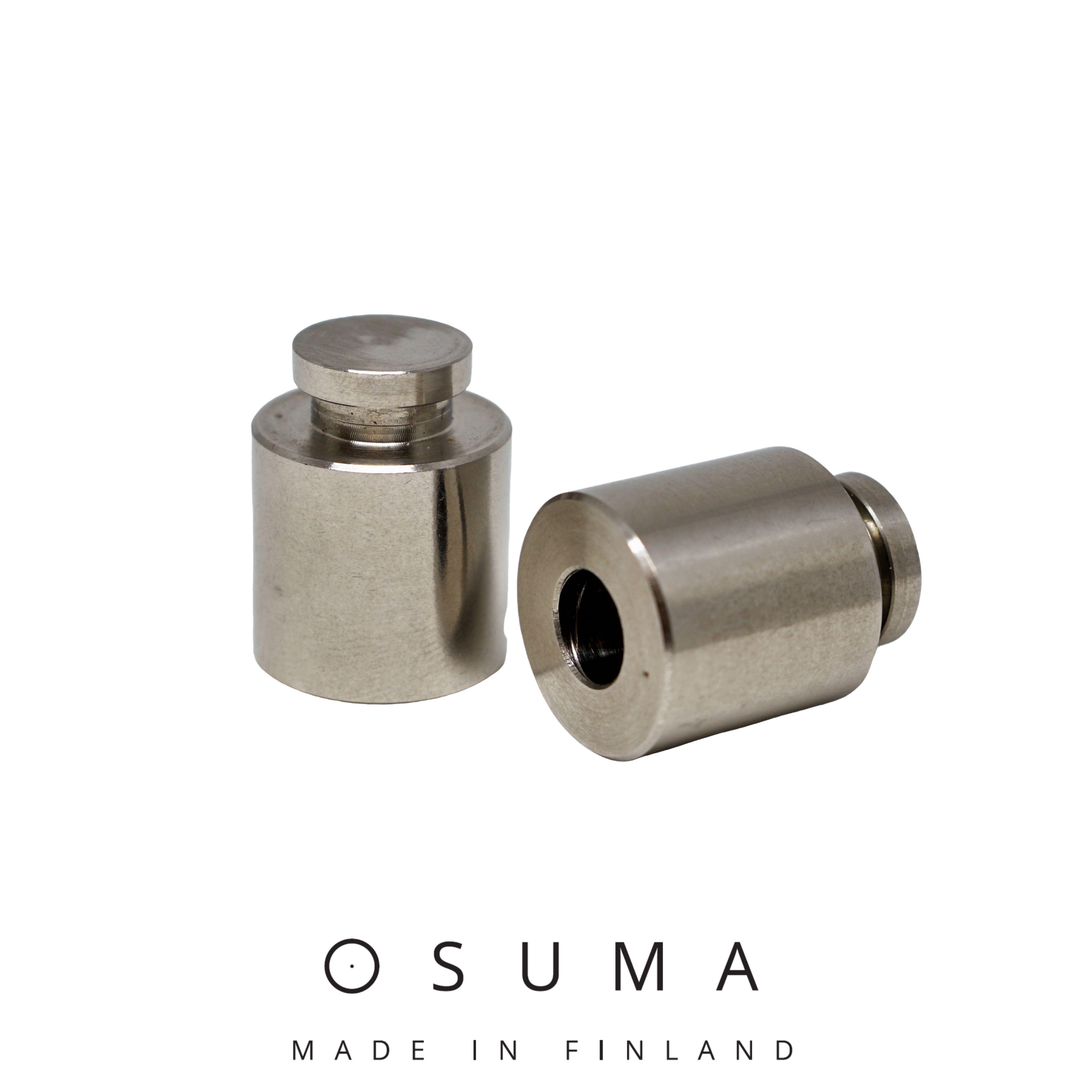 Osuma Luodinsuun supistaja reikäpääluodille 6mm