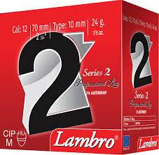 Lambro Series 2 12/70 Skeet patruuna 24 g  9½