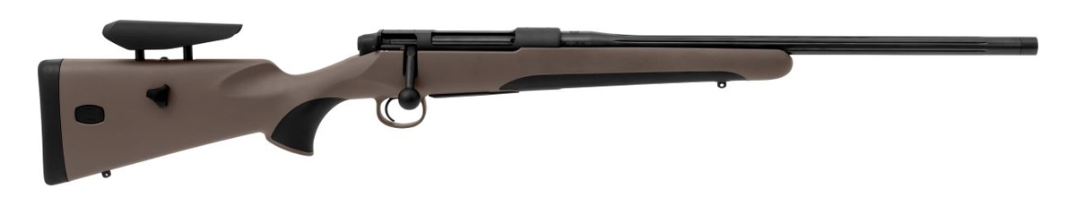 Mauser M18 Feldjagd 9,3x62 -kivääripaketti