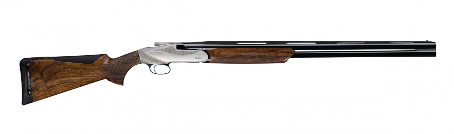 """Benelli 828U 20/76 26"""" Silver Magnum"""