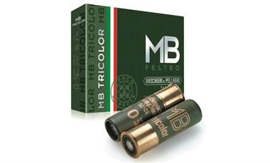B&P Tricolor 12/70 36g nro 0 3,9mm
