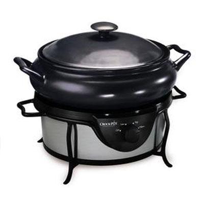 Rival/ Crock Pot haudutuspata manuaali 4,7 l  Retro