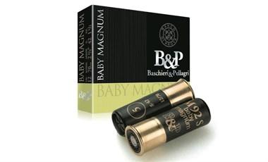 B&P Baby Magnum 12/70 42g nro 0 3,9mm
