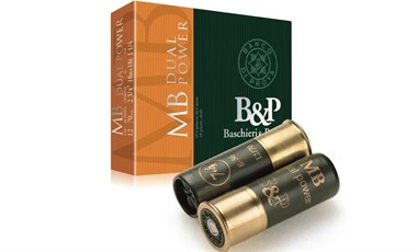 B&P Dual Power 36g 12/70 nro 7+4 10kpl/rs   3,1mm/2,5mm