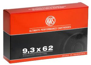 RWS Evo 9,3x62  18,8g 20 kpl / rs