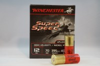 Winchester Super Speed Extra 12/70  40g  nro 0 3,9mm