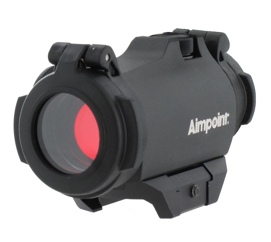 Aimpoint Micro H-2 2MOA, ilman jalustaa