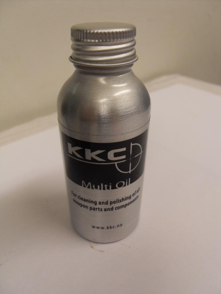 KKC Multi Oil öljy aseen kokonaisvaltaiseen huoltoon