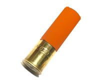 Fiocchi T5 12/76 hylsy, oranssi 100 kpl/ pussi