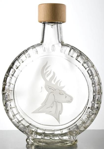 Plum Brandy pullo 0.35l saksanhirvi