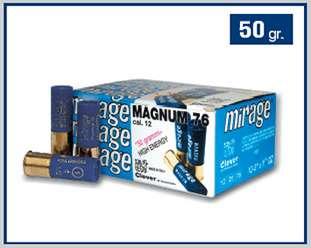 Mirage Magnum 76  T4 12/76 50g nro 3 / 3,3mm