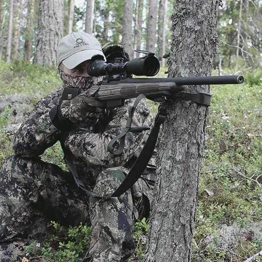 Asehihna/ampumatuki 3HGR