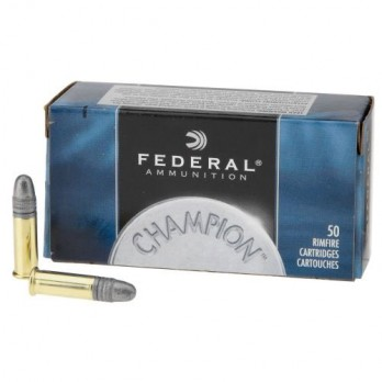 Federal .22 lr Target  Vo 324m/s 2,6g 500 kpl / pakkaus