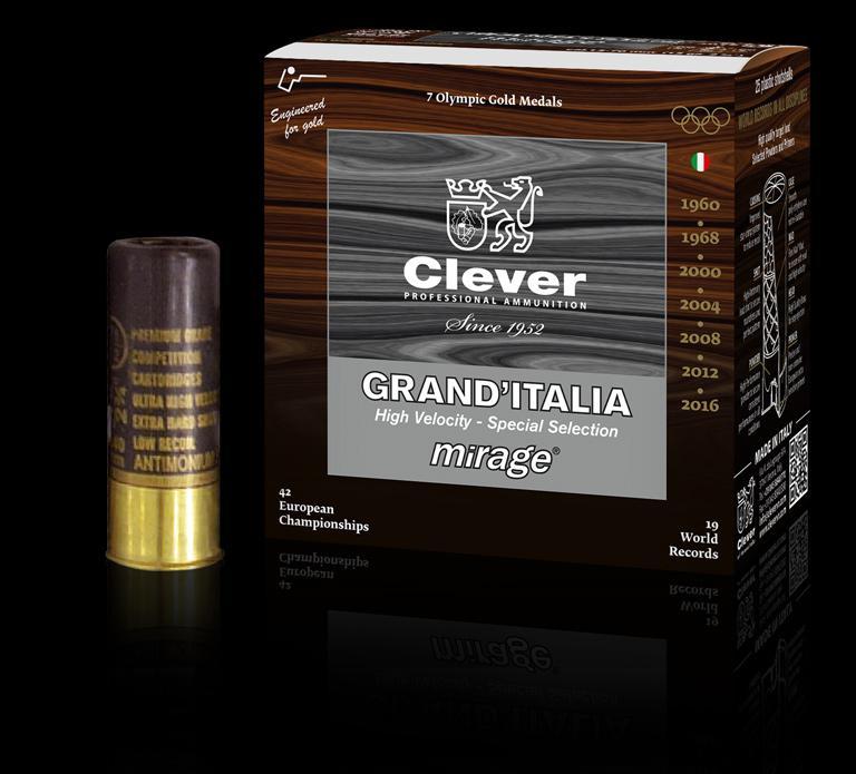 Mirage Granditalia T3 12/70 Trap  28 g n: 8