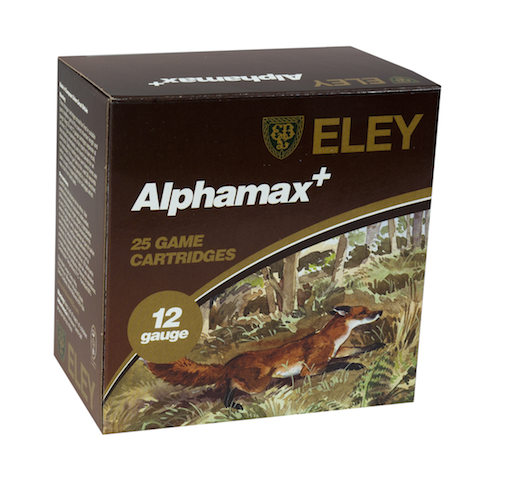 Eley Alphamax+ Magnum 12/70 42g haulikoko BB / 4,2mm