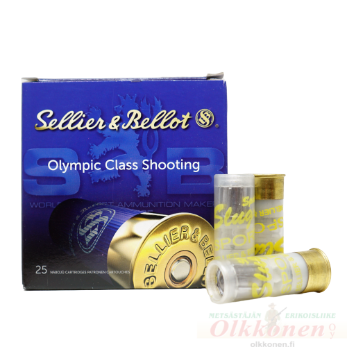 Sellier & Bellot Special Slug Sport 12/67,5 28g täyteinen
