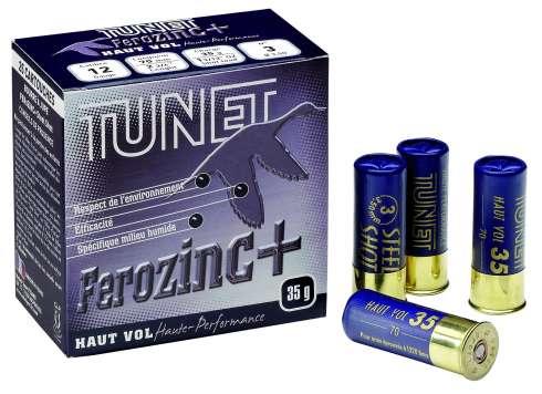 Tunet Haut Vol Steel 12/70 teräshaulipatruuna nro 3 3,5mm 25kpl/rs