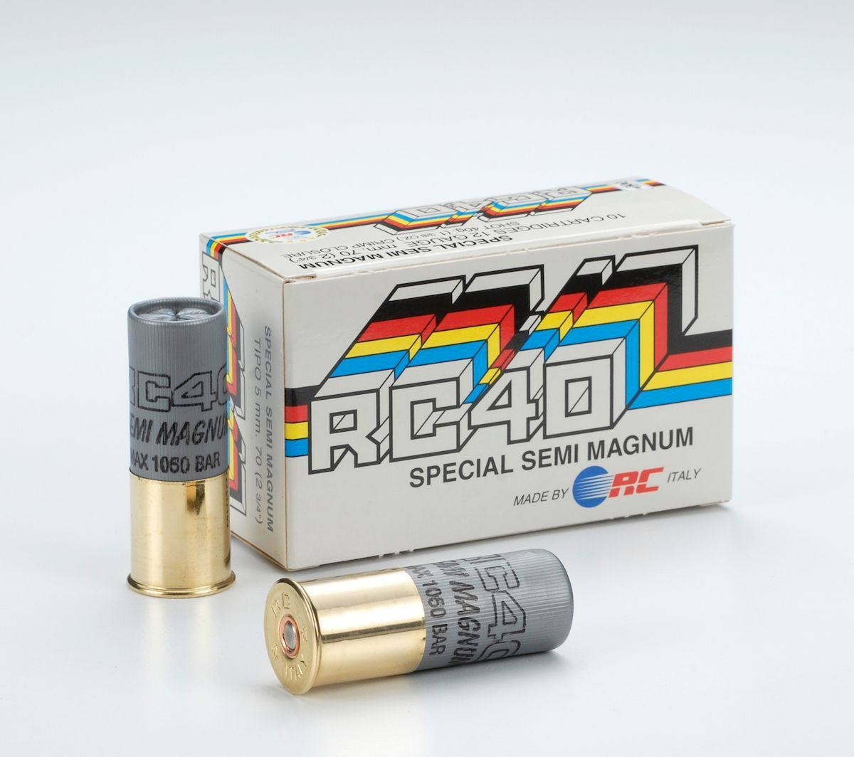 RC 40 Semi Magnum 12/70 40g