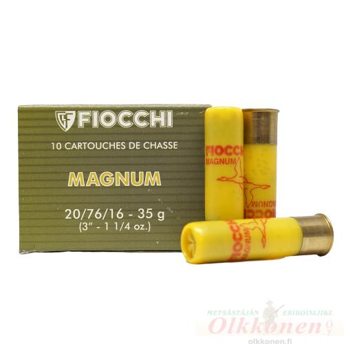 Fiocchi 20/76 Magnum 35g 10kpl/rs
