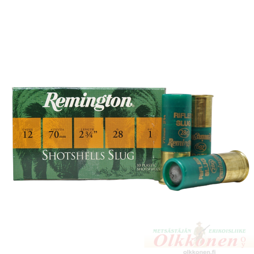 Remington Shur shot  Slug 12/70  28g