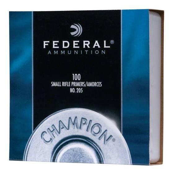 Federal 205  pieni kiväärinalli 100 kpl / rs