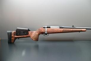 KKC tukki Remington 700 LA  Pitkälukko ruskea