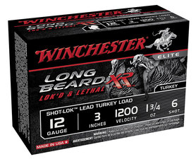 Winchester Long Beard 12/76 49g no: 4 10 kpl / rs