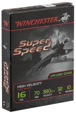Winchester SuperS G2 16/70 nr 4 3,1mm 32g 10 kpl/rs