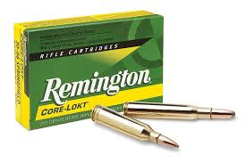 Remington 30-30win Core-Lokt