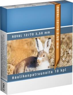 Nordis Royal 12/70 35g haulikoko 5 3,00