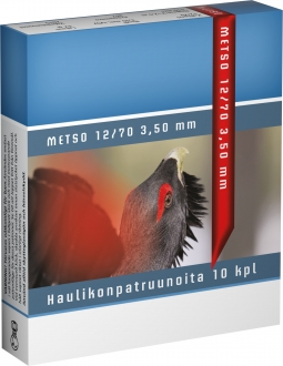 Nordis Metso 12/70 36g  N:o 5  3,0mm  10kpl/rs