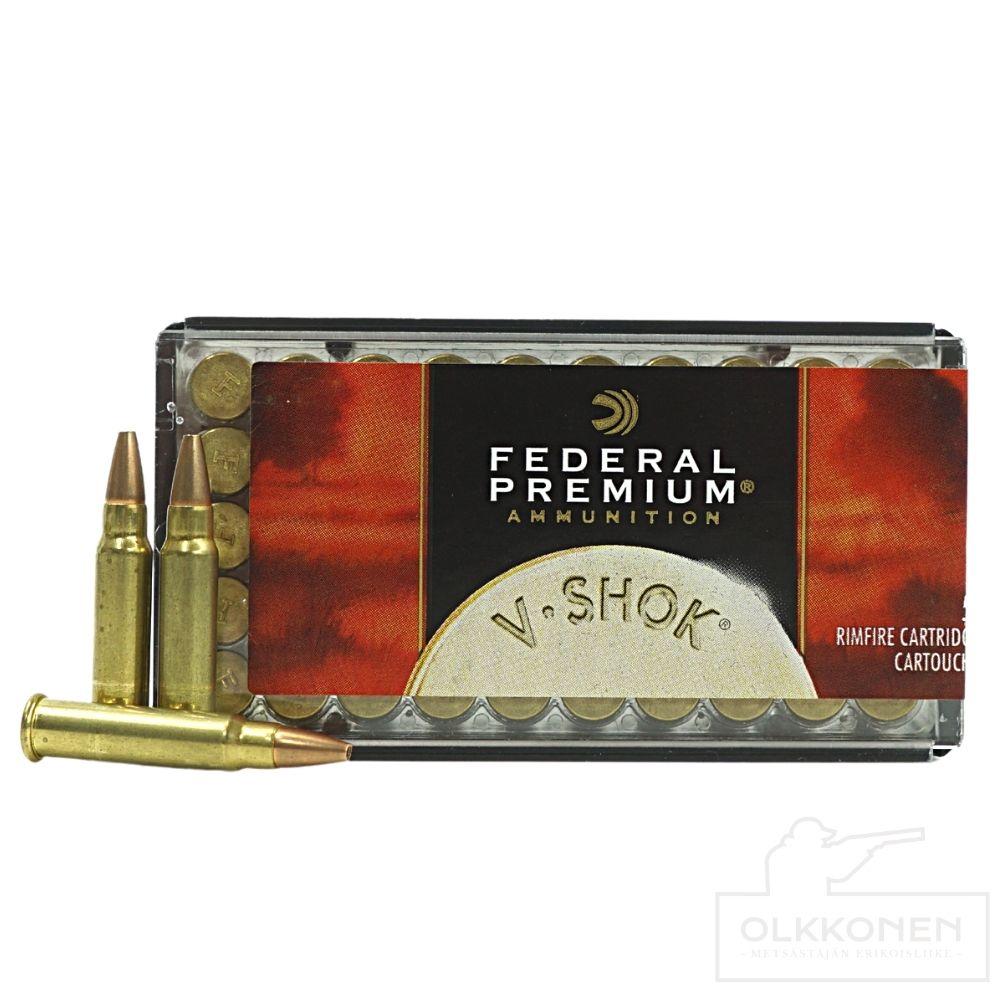 Federal .17 HMR 17gr TNT 777 m/s P770