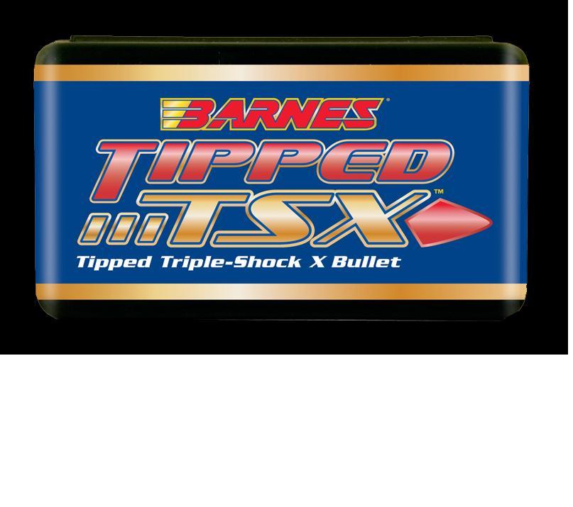 Barnes TTSX  BT .30 cal luoti 165 gr