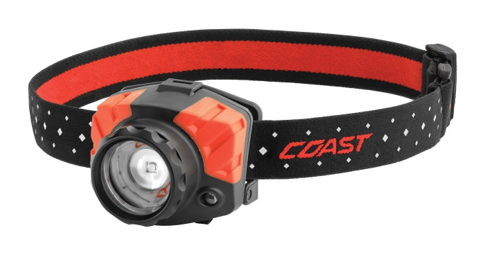 Coast FL85 Twist Focus otsavalaisin
