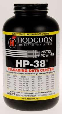 Hodgdon HP-38 Ruuti