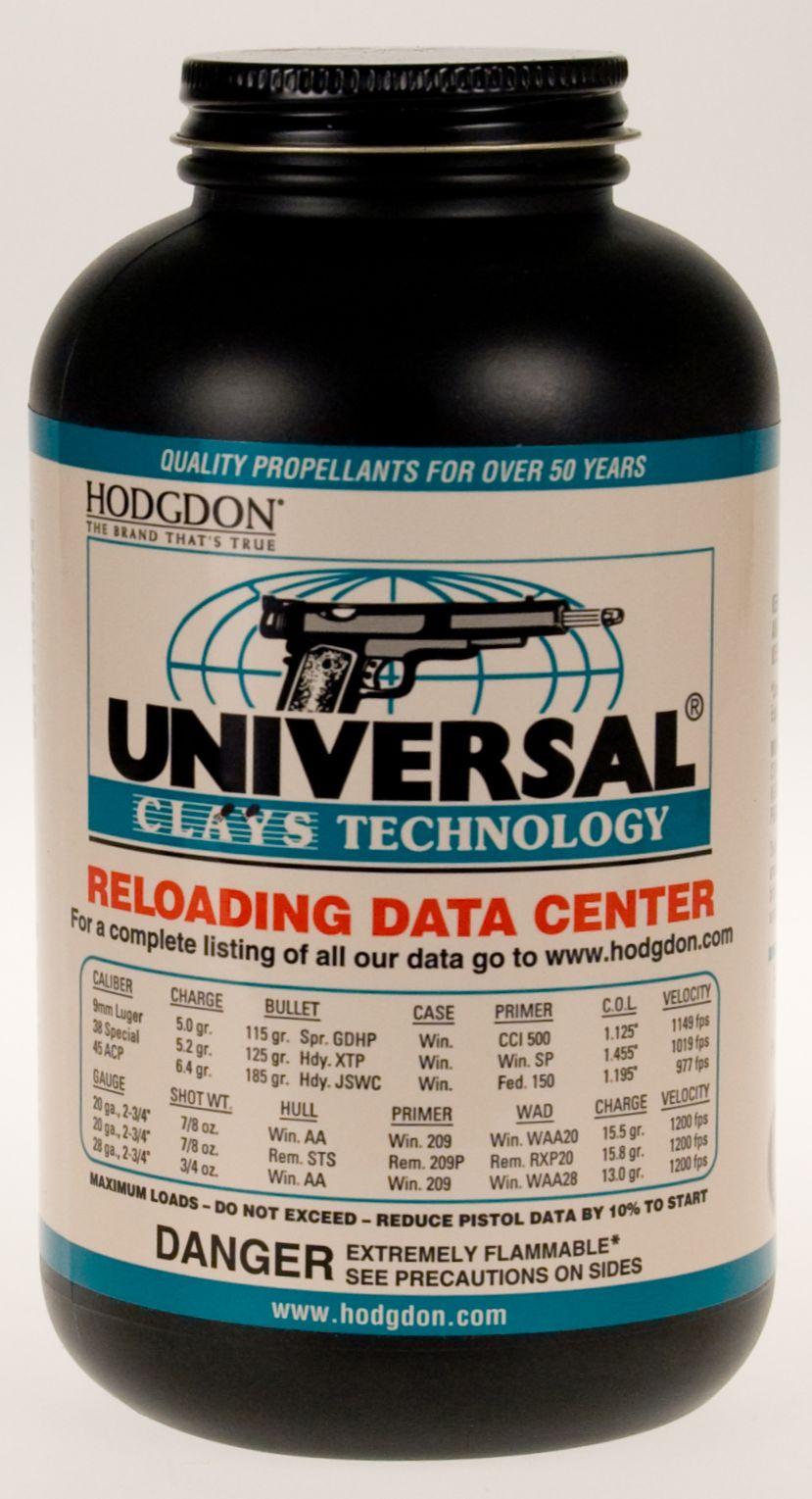Hodgdon Universal Clays ruuti (454g)