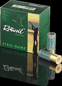Rottweil Steel Game 12/70 32g 3,75mm