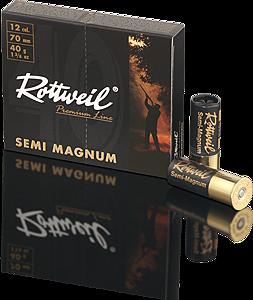 Rottweil Semi magnum 12/70  n:o 3  3,5mm