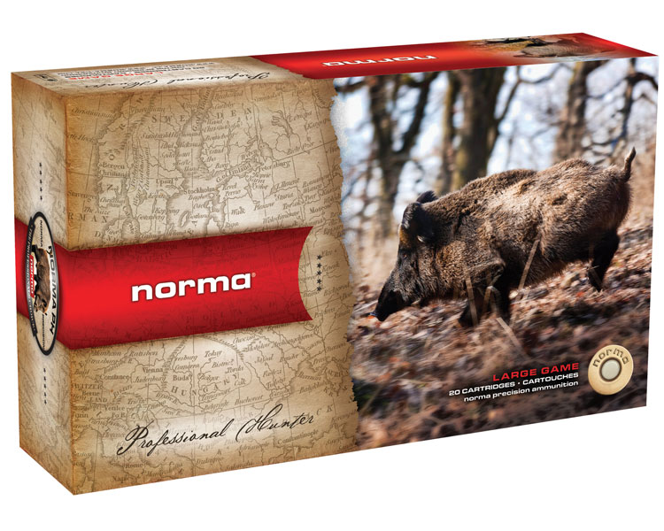 Norma Eco Strike 9,3X62 14,9g/225, 20 kpl / rs