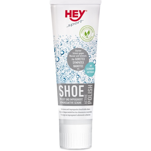 Hey Impra Active shoe Polish musta 75 ml