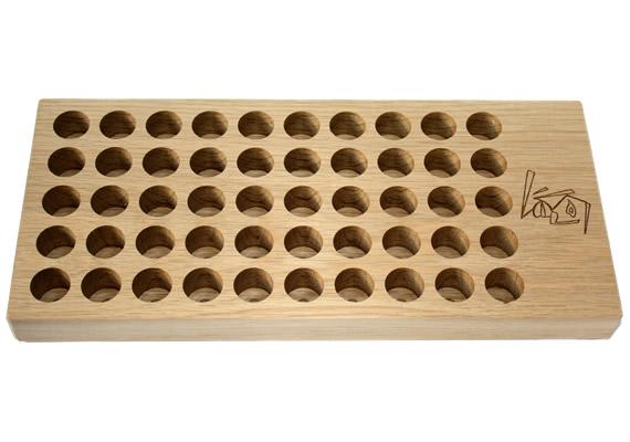Latausalusta haulikonpatruunoille 16cal puinen