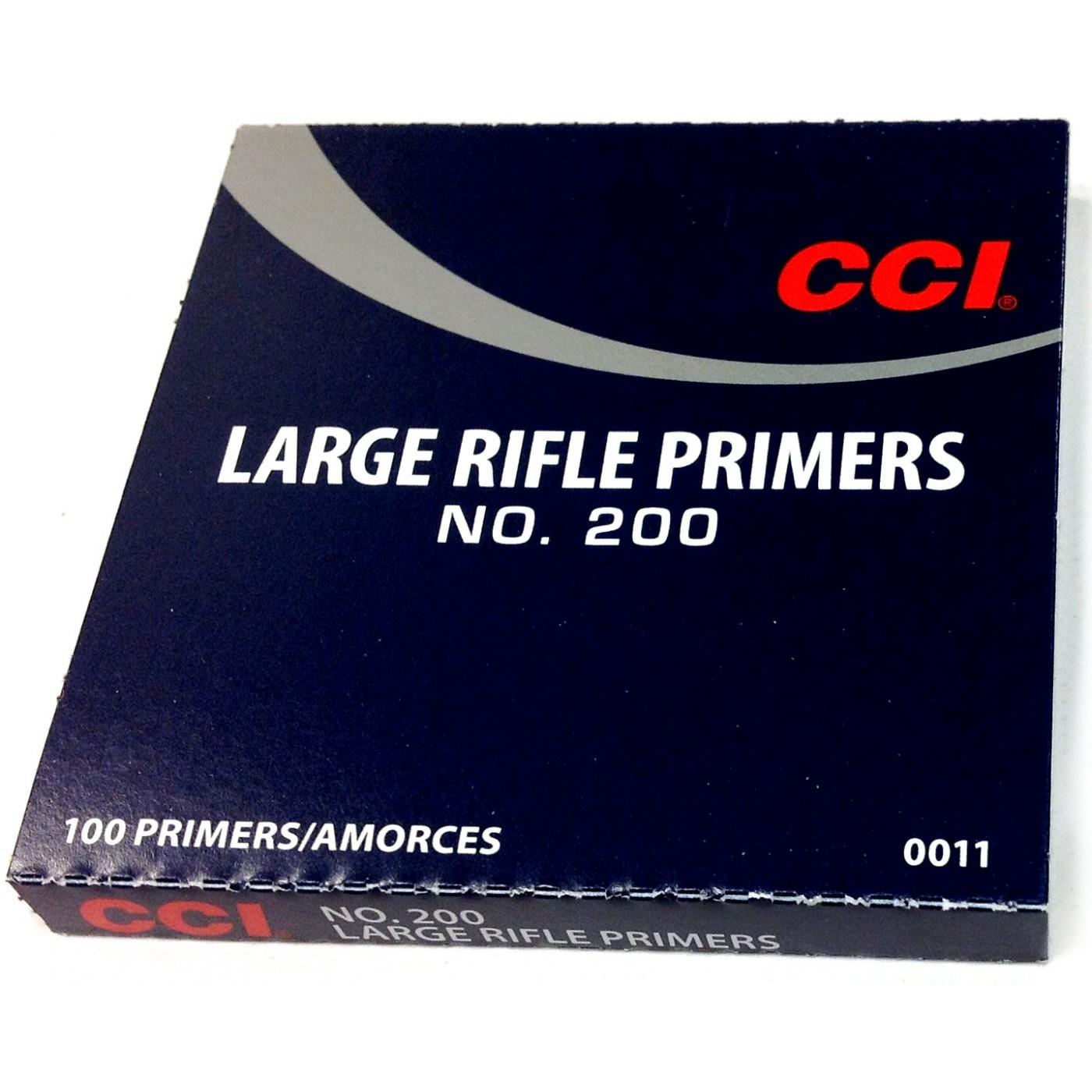 CCI nalli 200 LR iso kiväärinalli 100kpl/rs