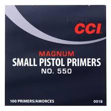 CCI nalli 550 SPM pieni pist mag nalli 100kpl/rs