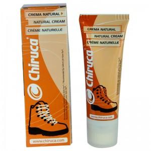 Chiruca Natural Cream kengän hoitoaine