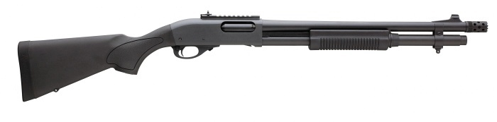 "Remington 870 Tactical 12/76 18,5"" synt."