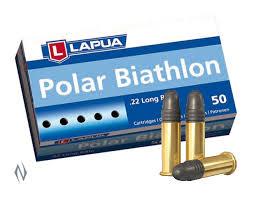 Lapua Polar Biathlon 22 lr patr. 50 kpl 335 m/s