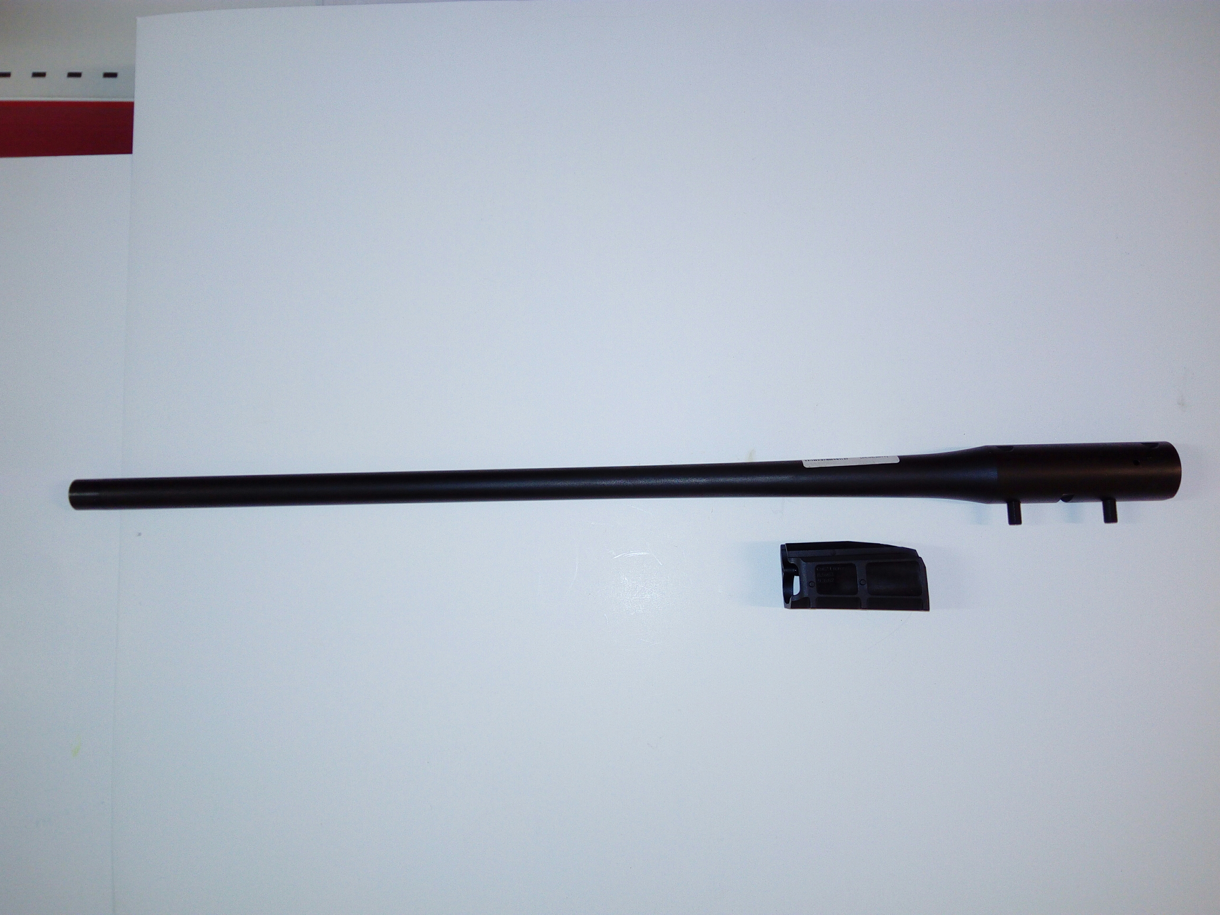 Blaser R8 piippu 9,3x62 52cm ST halk. 17mm. 15x1